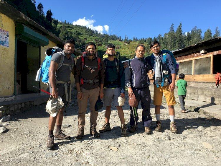 Borasu  Pass Trek - A High Altitude  Trek in Himachal