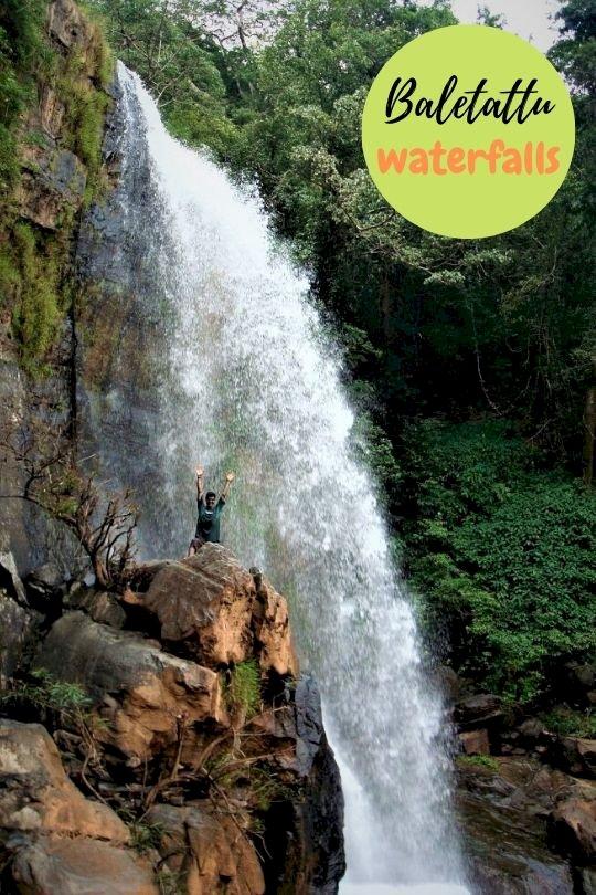 Baletattu Falls - A Hidden Gem in the Western Ghats