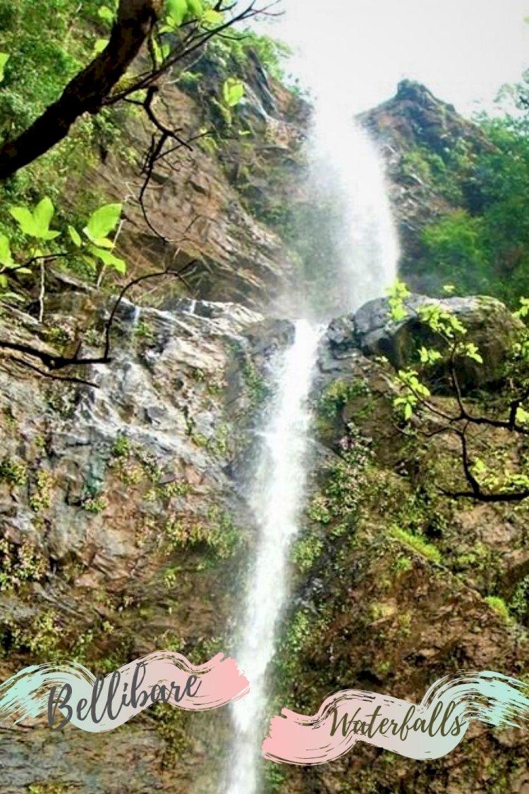 Bellibare Waterfalls - A Jewel in the Western Ghats