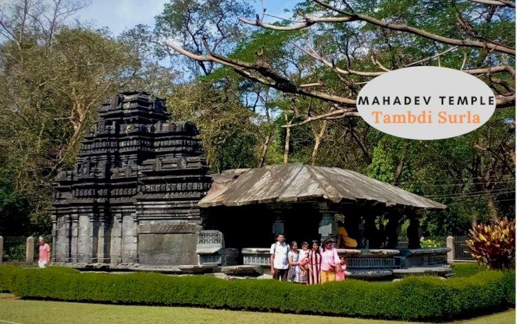 Temple Tales of Tambdi Surla