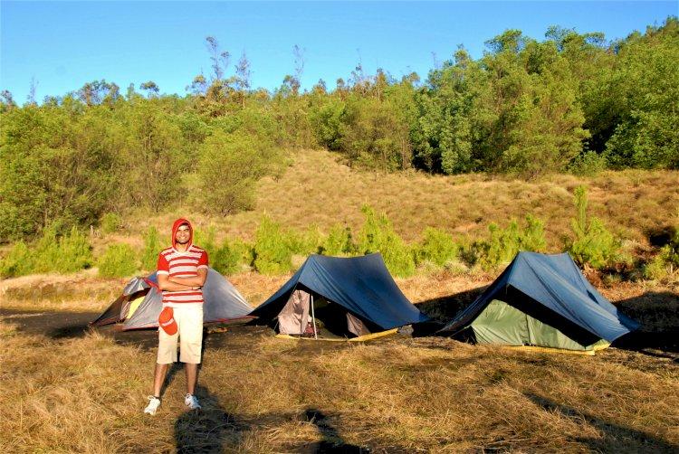 campsite Rhodo Valley