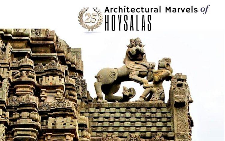 25 Less Popular  Architectural Marvels of Hoysalas in Karnataka