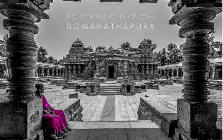 Photo blog Splendour in Stone Somanathapura
