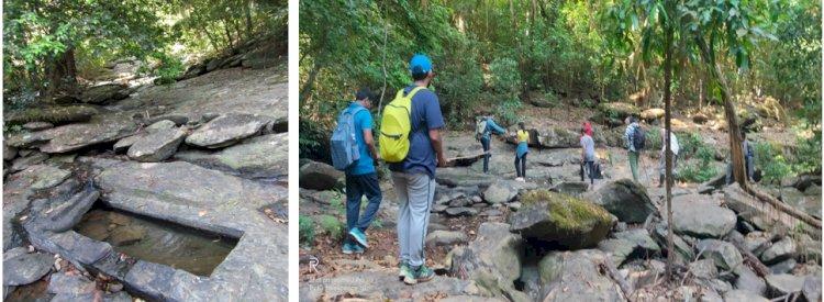 Enroute to Belligundi waterfalls