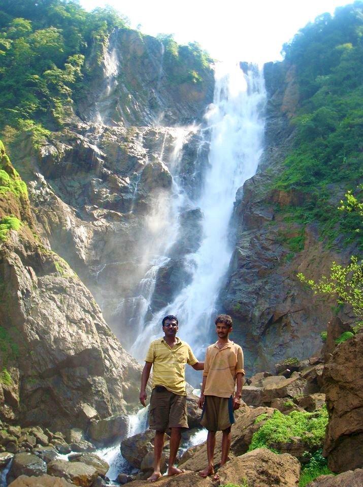 Devakara Waterfalls : The Kohinoor  of  Western Ghats