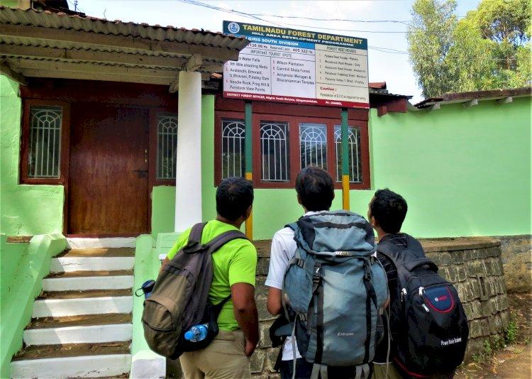 Forest office Ooty Mukurthi Trek