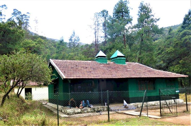 Fishing hut Mukurthi national park