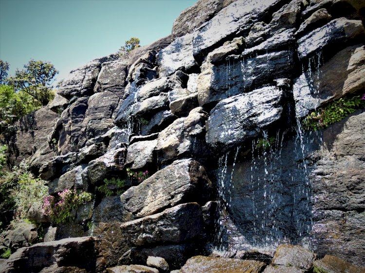 Waterfalls Mukurthi National park