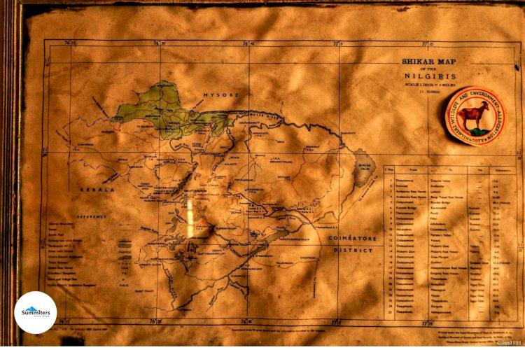 Mukurthi map