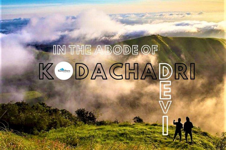 A Weekend Trek to Kodachadri