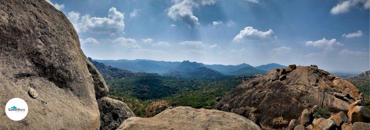 View from Balcony Davalappana Gudda