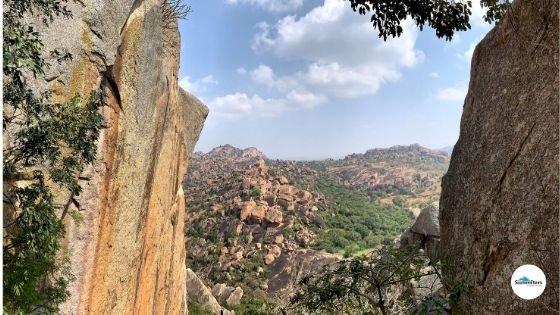 View from Balocony 2 Davalappana Gudda