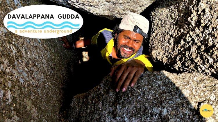 Davalappana  Gudda : An  Adventure Underground