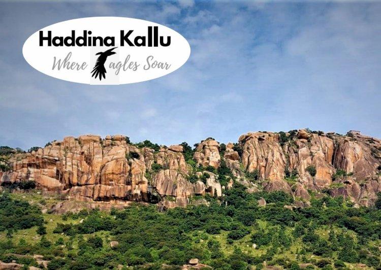 Haddina Kallu - A sacred hill where eagles soar..!