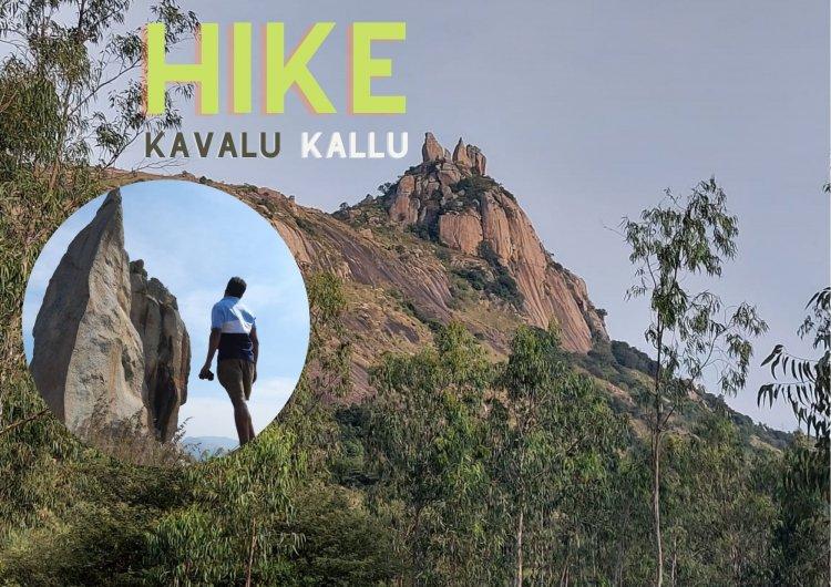 Hike to KAVALU KALLU